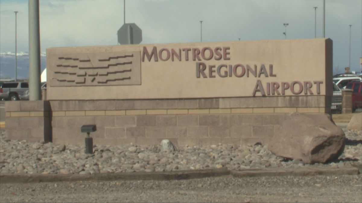 Montrose County Commissioners are defending their decision to not allow businesses to operate through the fence surrounding the Montrose Regional Airport.