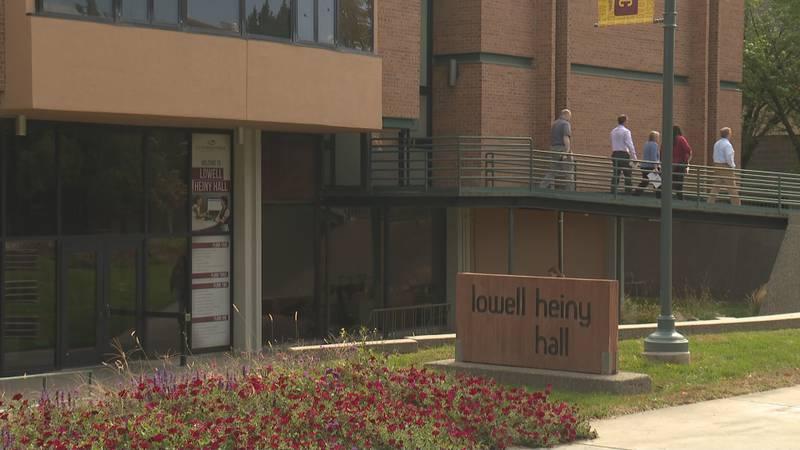 Colorado Mesa University Lowell Heiny Hall