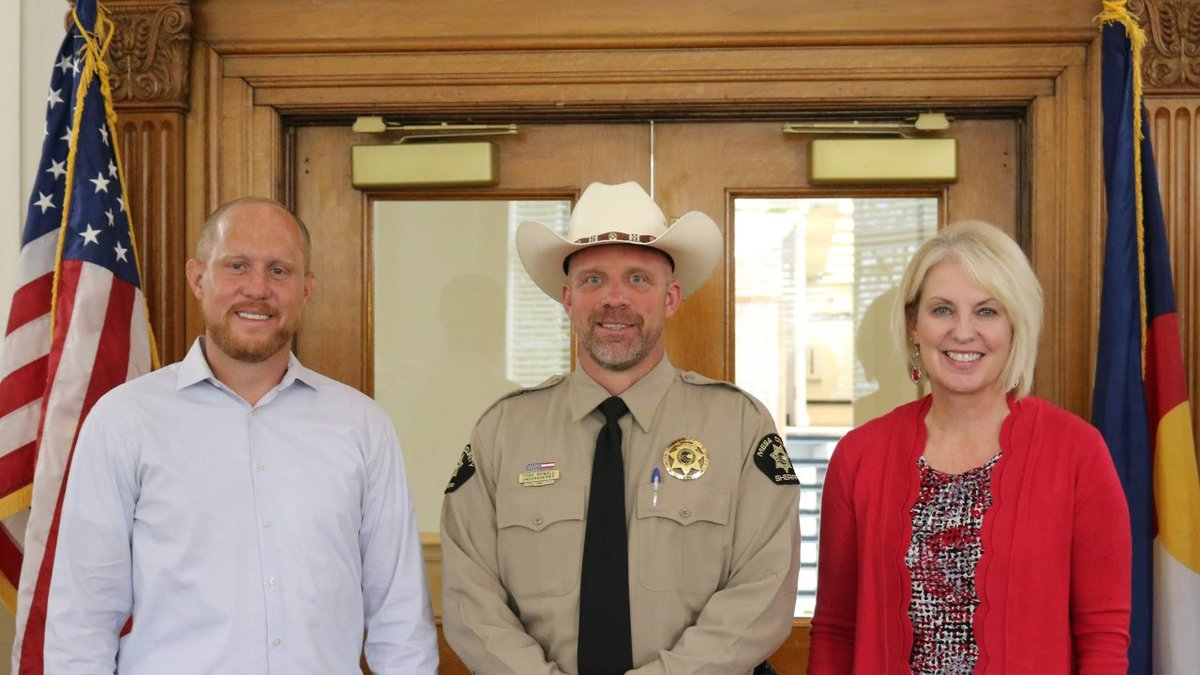 Mesa County Commissioners Appoint New Sheriff