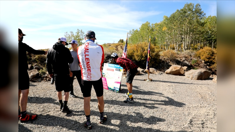People prepare for Palisade Plunge phase one opening