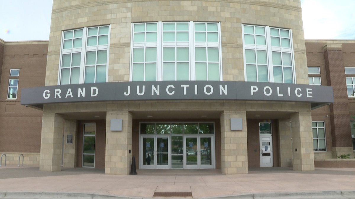 The Grand Junction Police Department responded to the scene of the incident.