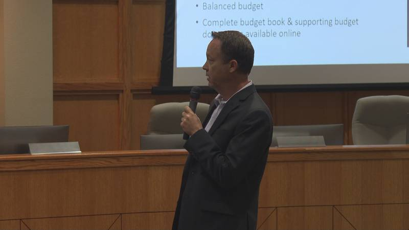 Several topics were discussed at Thursday's budget meeting.