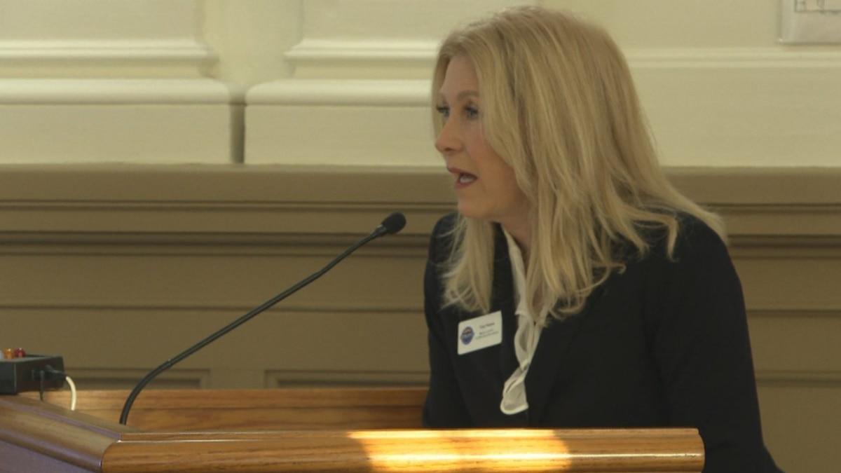 Mesa County Clerk and Recorder Tina Peters