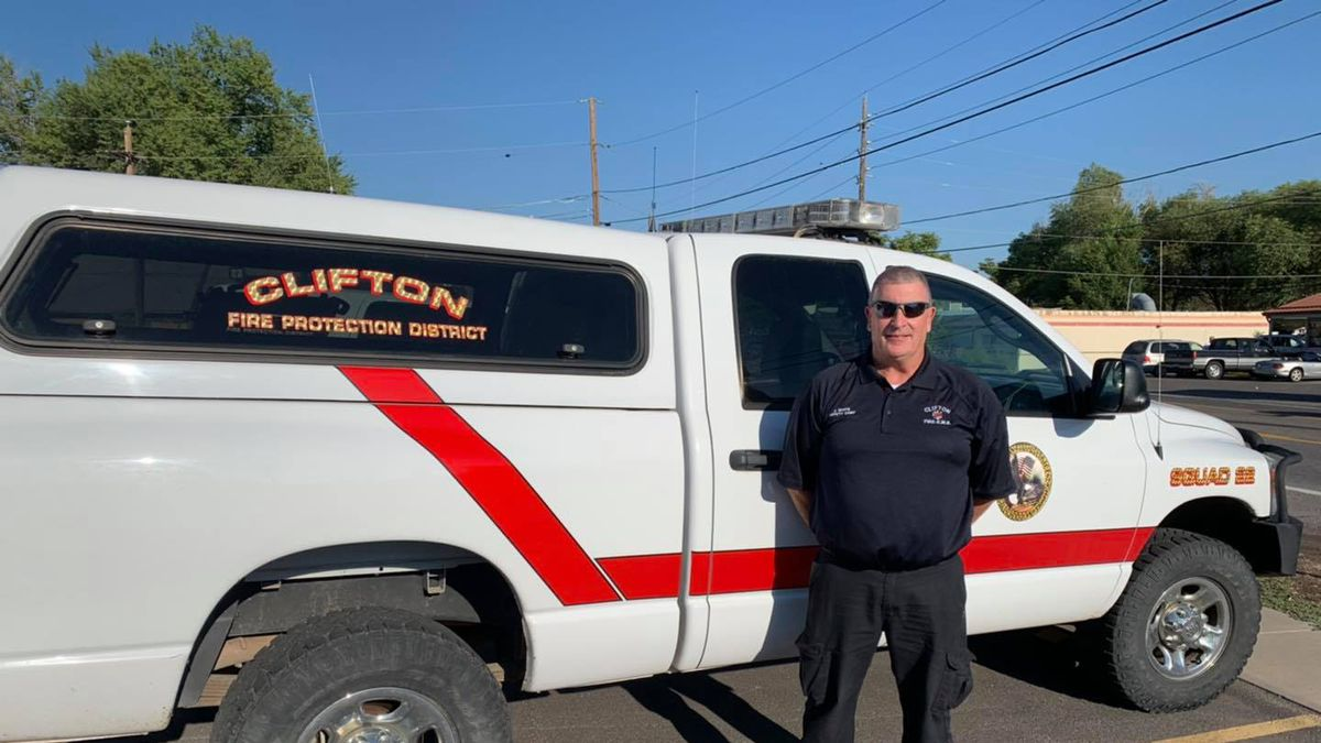 Chief Deputy White has been assigned to the August Complex Fire for medical assistance.