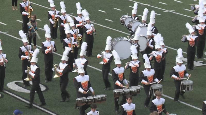 Marching bands from across the Western Slope to compete