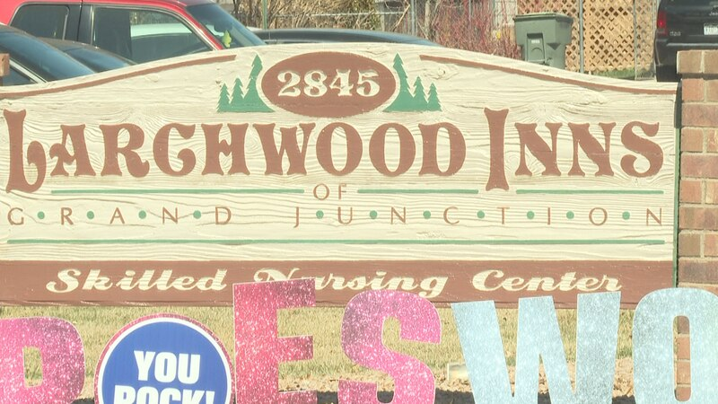 Larchwood Inns is located in Grand Junction, CO.