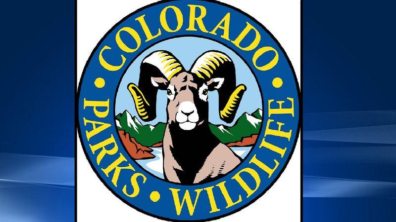 Colorado Parks and Wildlife logo. Courtesy CPW