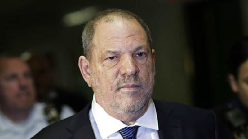 In this Oct. 11, 2018 file photo, Harvey Weinstein enters State Supreme Court in New York. (AP...