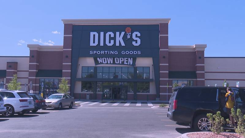 Dick's Sporting Goods grand opening weekend