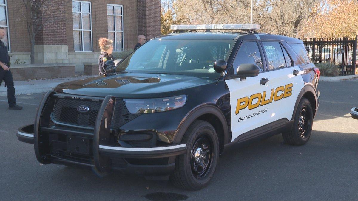 GJPD new patrol cars