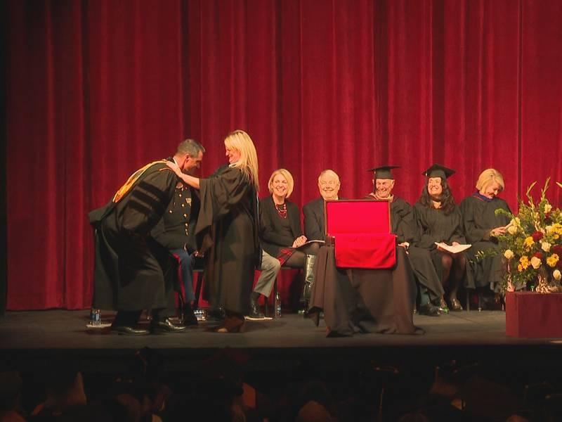 Investiture Ceremony at CMU