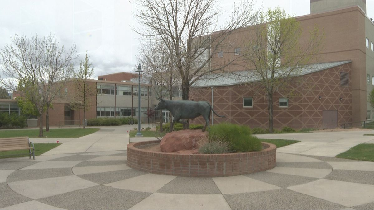 Colorado Mesa University in Grand Junction, Colo.