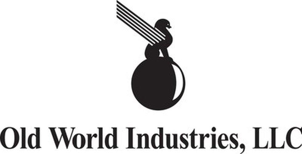 Old World Industries, LLC (PRNewsfoto/Old World Industries)