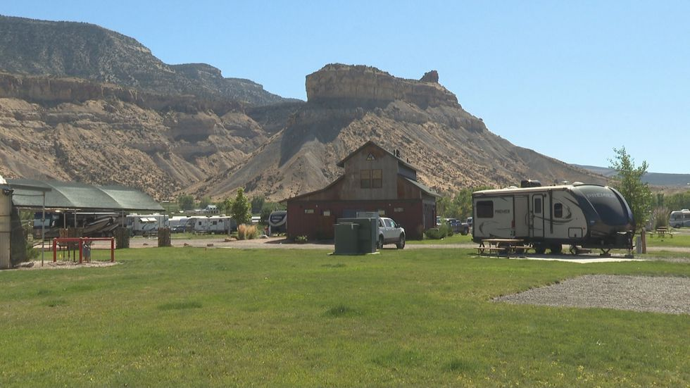 USA Today readers choice selects Palisade RV Basecamp as one of the best in the country.