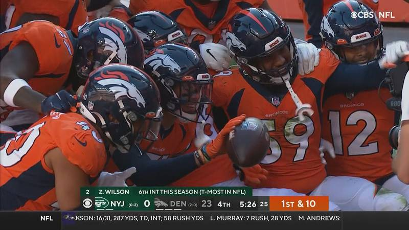 Denver's defense dominated in Week 3, shutting out the New York Jets