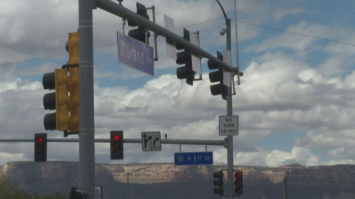 The area slated to go under construction includes the intersection of Grand Ave and 1st St in...