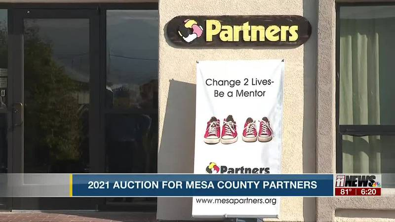 2021 Auction for Mesa County Partners