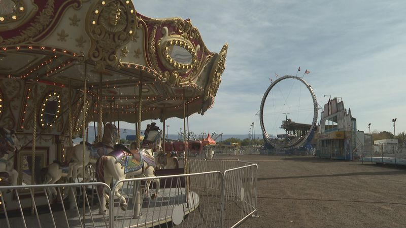 Strict safety guidelines in place at fall carnival
