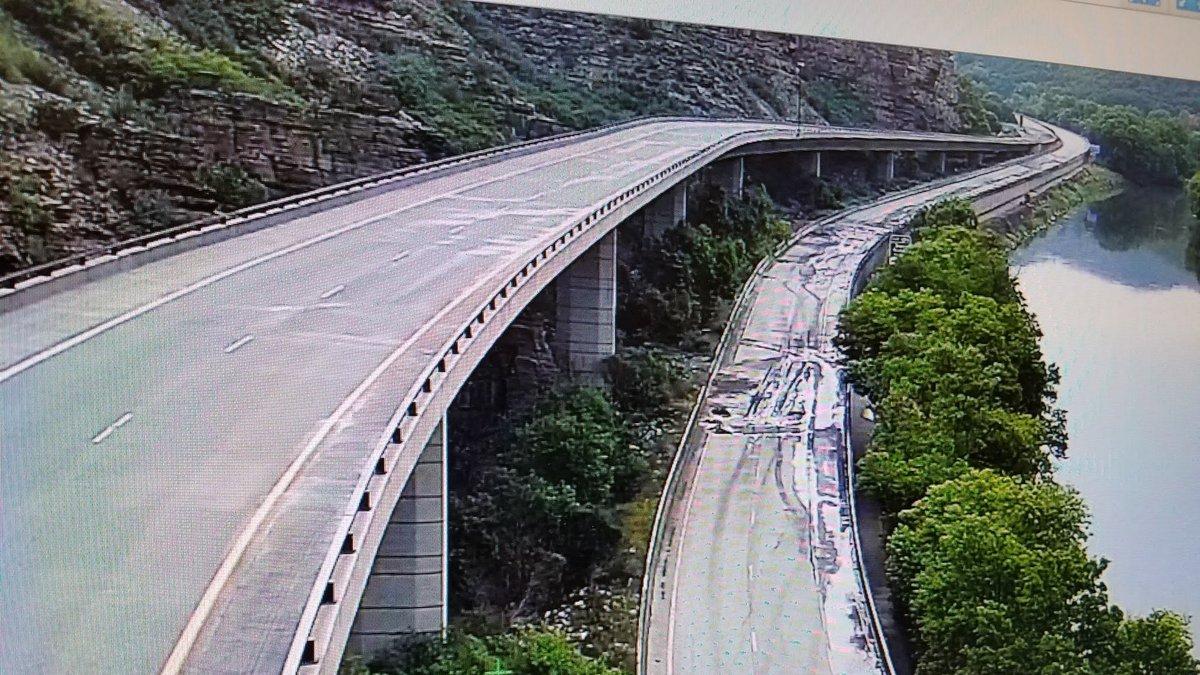 I-70 Glenwood Canyon Closure