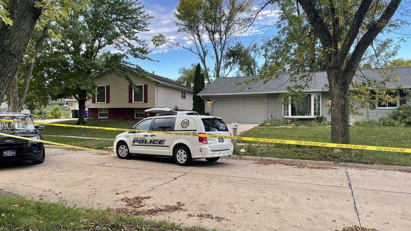 Cedar Rapids police said they received a call at about 2:10 a.m. about a suspicious person at...