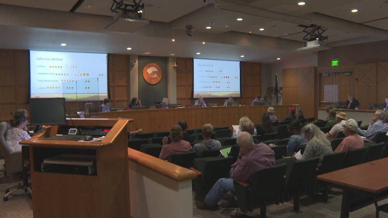 Grand Junction City Council held a workshop on Mon., Sept. 20 to discuss marijuana regulations...