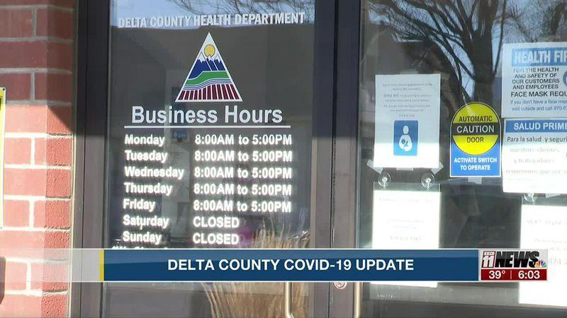 Delta County COVID-19 Update