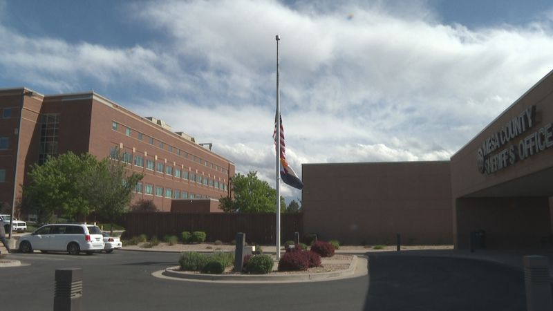 Flags will fly at half-staff during National Police Week at the Mesa County Sheriff's Office.