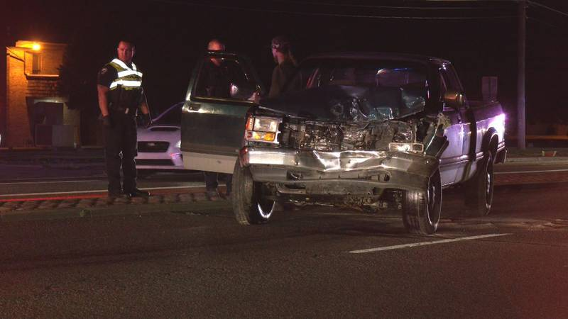 Overnight crash lands one man in Mesa County Jail; police suspect alcohol was a factor.