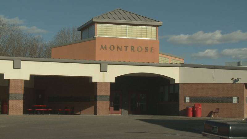 Students at Montrose Schools have last day of the semester