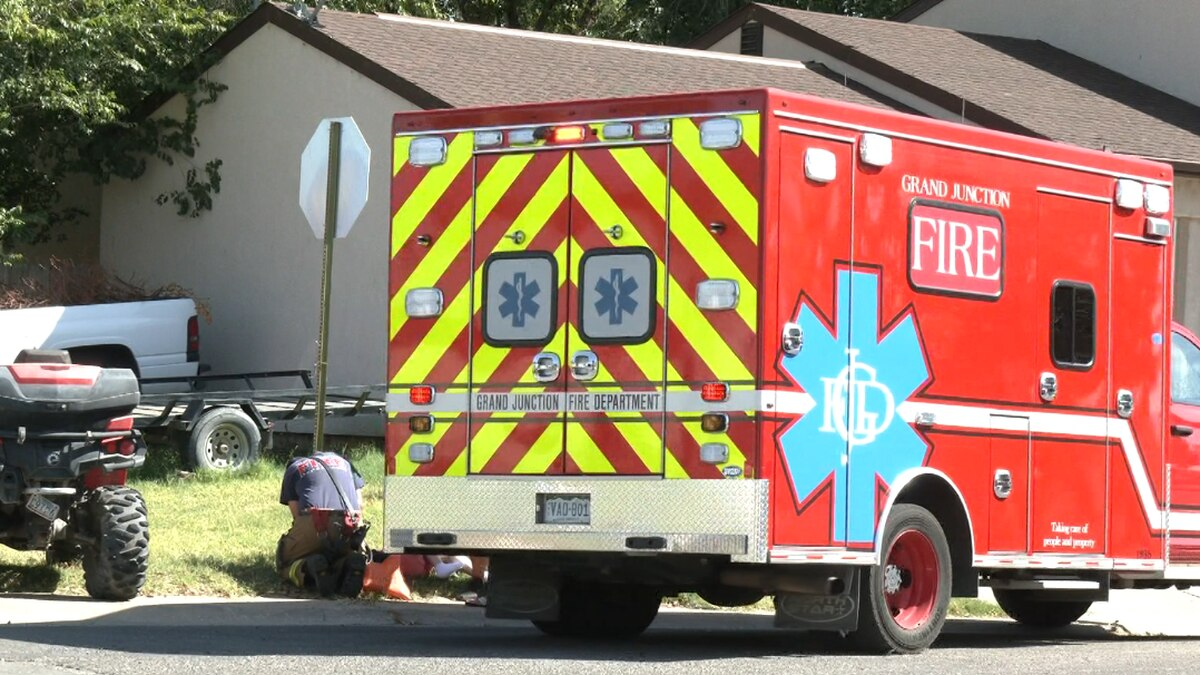 ATV accident sends one person to the hospital