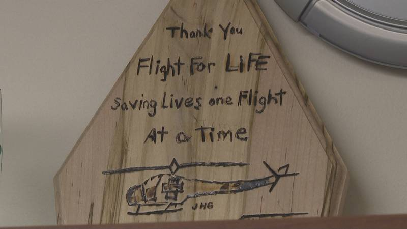 Nate Wilson is a Careflight nurse on the western slope.