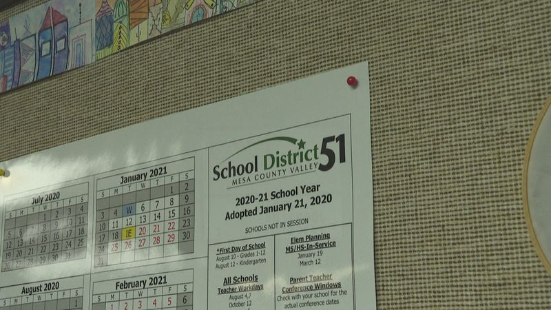 Mesa County Valley School District 51 will offer expanded summer school this year.