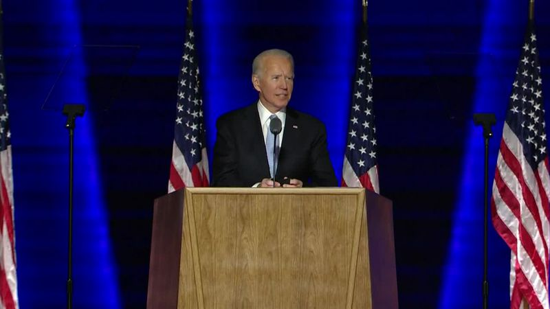 While Joe Biden has thrown his support behind a bipartisan economic relief bill of about $900...