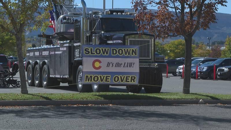 Slow down, Move Over Colorado