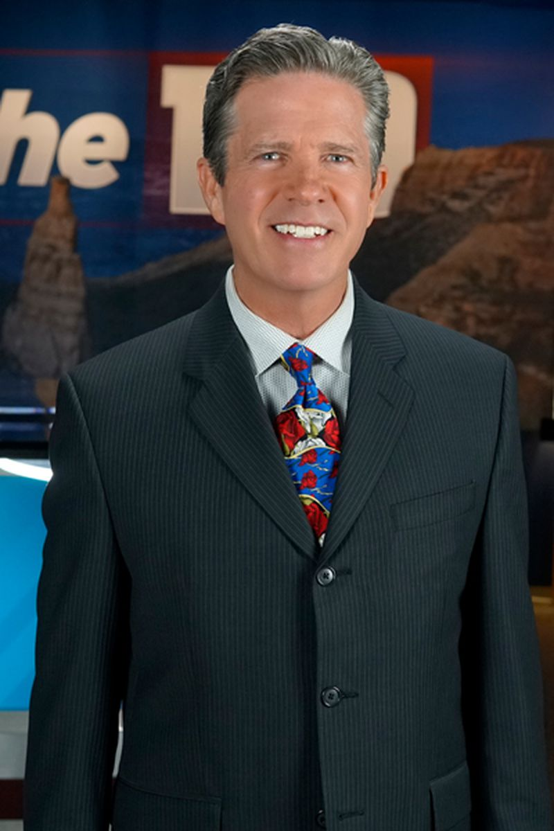Headshot of Butch McCain, Weather Anchor