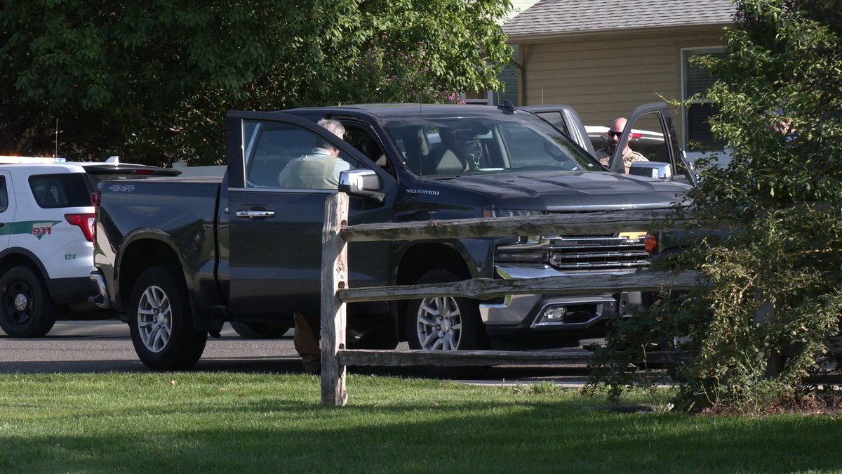Mesa County Sheriff's Office makes arrests in vehicle theft