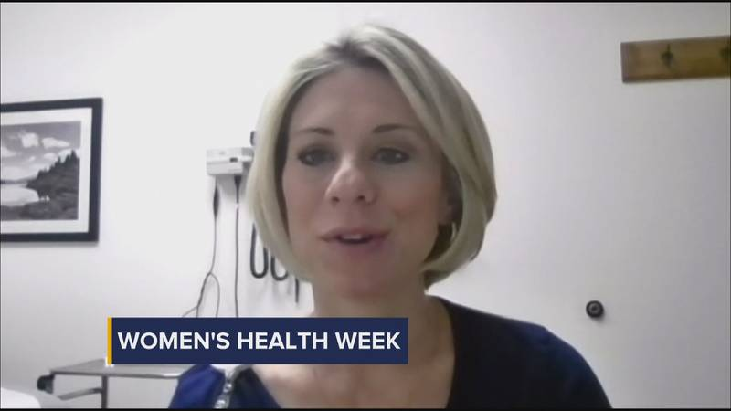 Women's Health Week with Community Hospital's Dr. Irion.