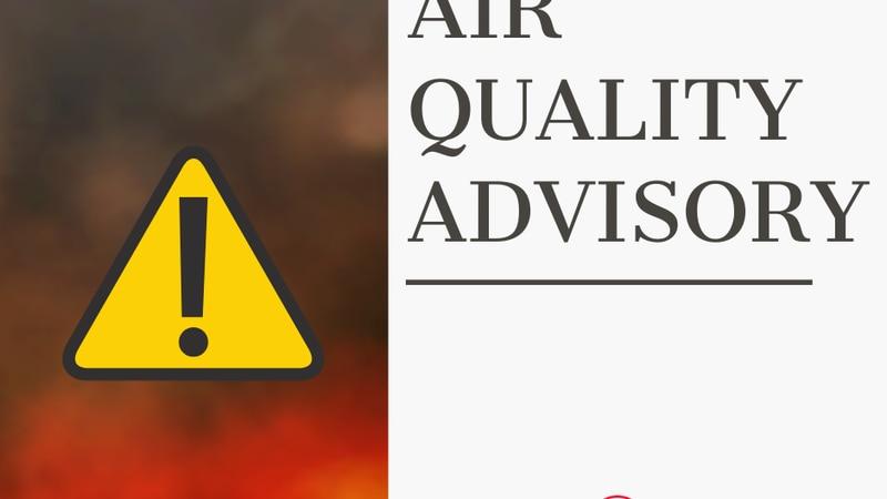 Mesa County Public Health Air Quality Advisory