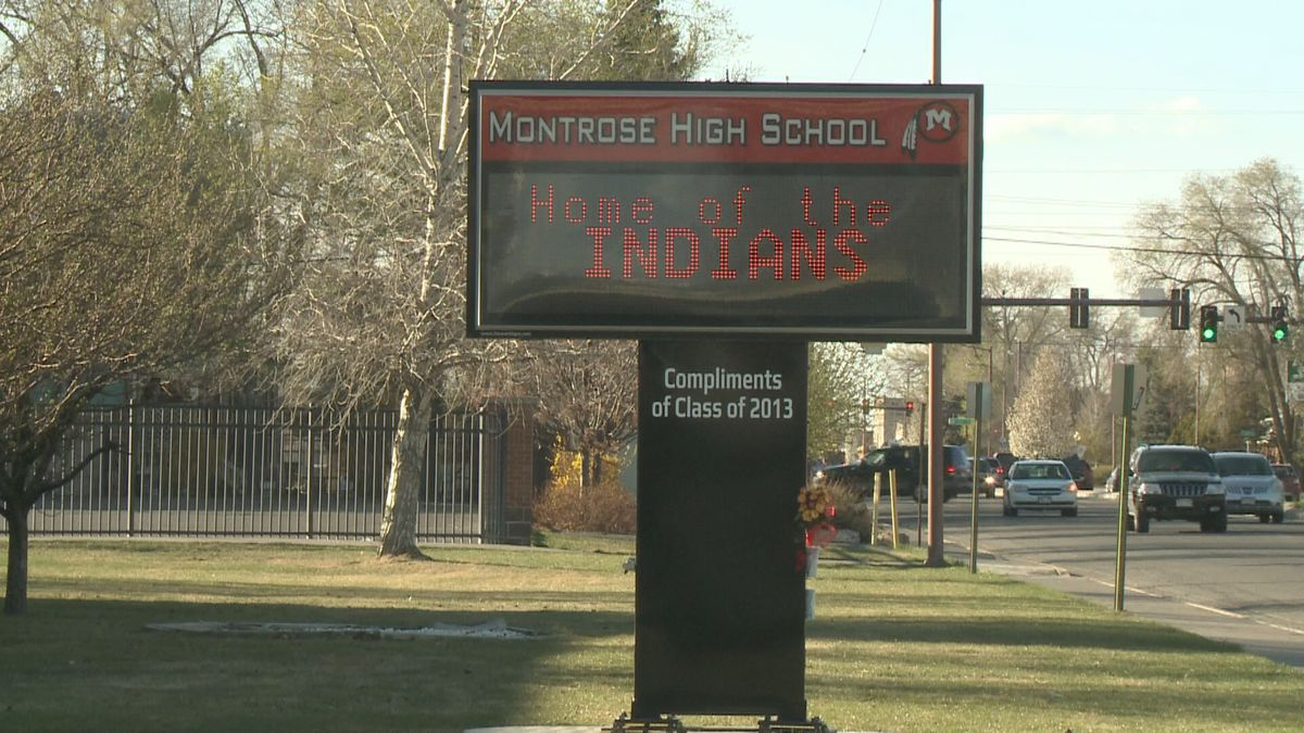 61 students and four staff members at Montrose High School will have to quarantine until September 25 due to a positive COVID-19 test from a member of their cohort.
