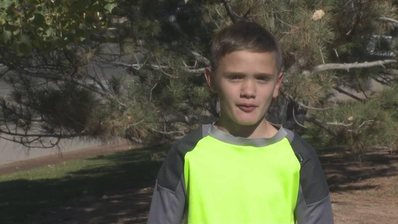 12-year-old entrepreneur