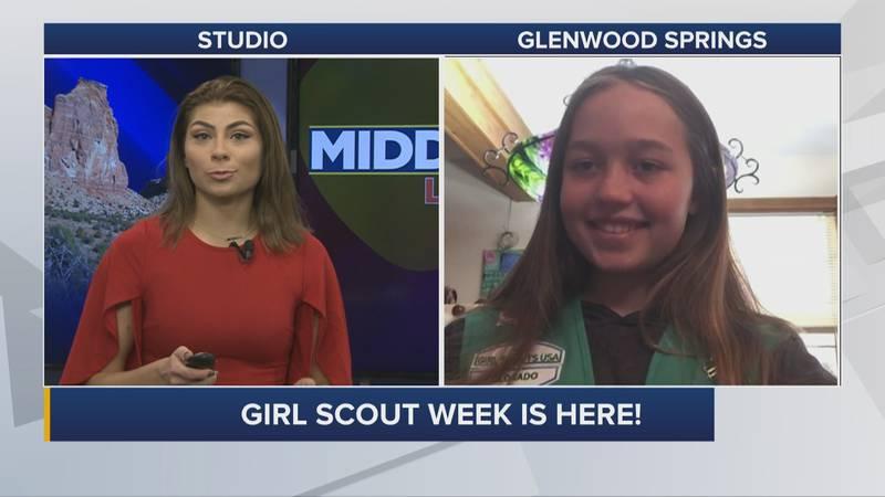 Girl Scout Week is here!