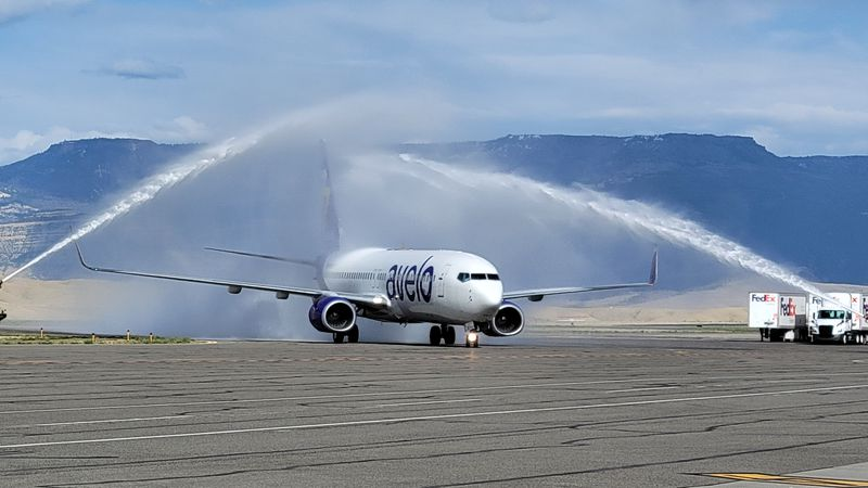 Avelo touches down in Grand Junction for the first time