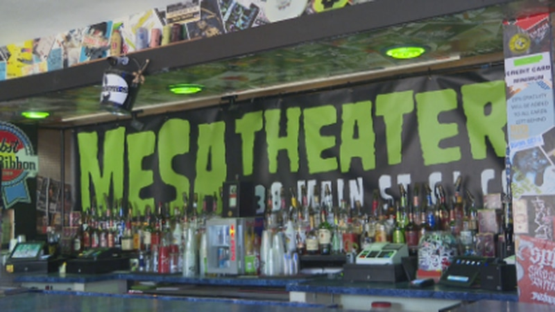 Mesa Theater fundraising for bills amid the pandemic