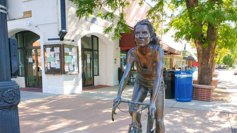 New sculptures will be placed downtown on Main Street.