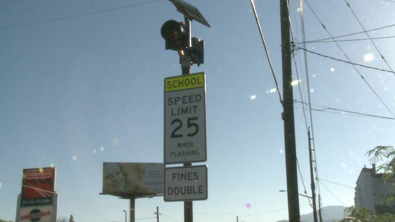 Law Enforcement urging drivers to be alert and slow down in school zones as students head back...