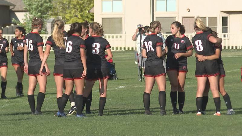Grand Junction Girls Varsity Soccer