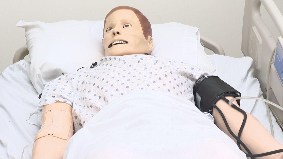 CMU nursing program has had to change their classes due to covid.