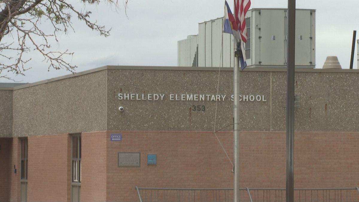 Shelledy Elementary School in Fruita, Colo.