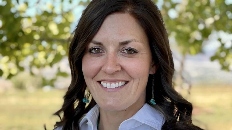 Dr. Morgan McCarty Assistant State Veterinarian of Colorado