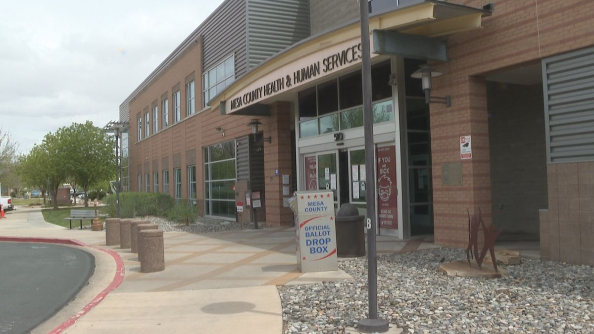 Mesa County Public Health is located in Grand Junction, Colo.
